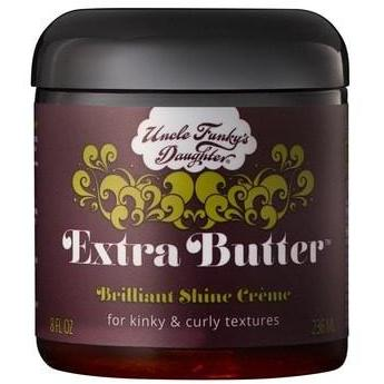 Uncle Funky's Daughter - Extra Butter Curl Forming Creme (8 oz.) - Nouri Pa Nati