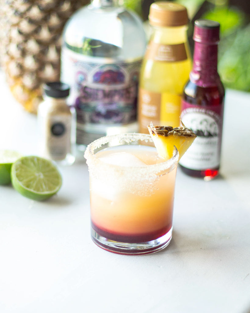 salty paloma siempre sunset tequila sunrise cocktail recipe