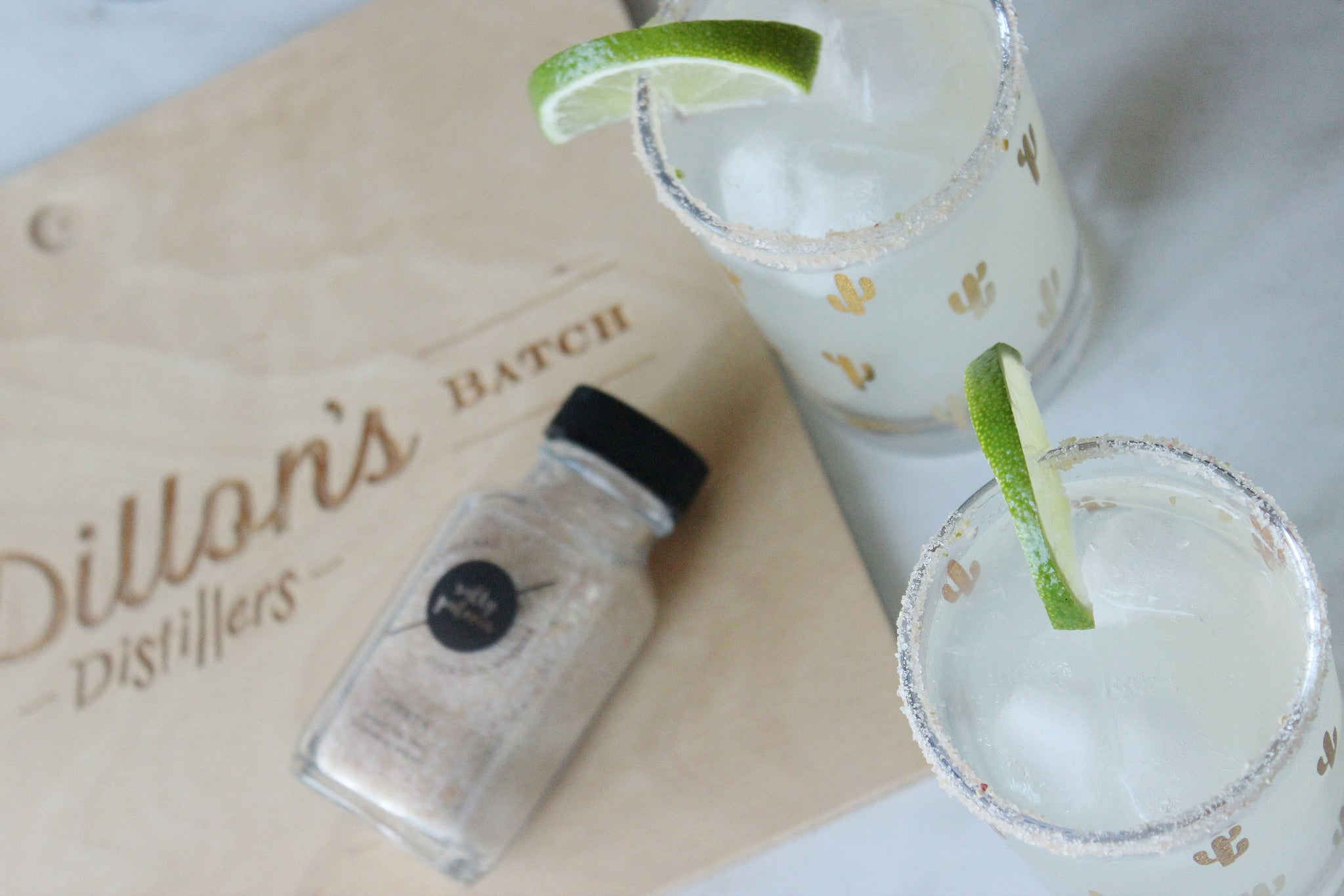 salty paloma dillon's white rye lime margarita cocktail recipe