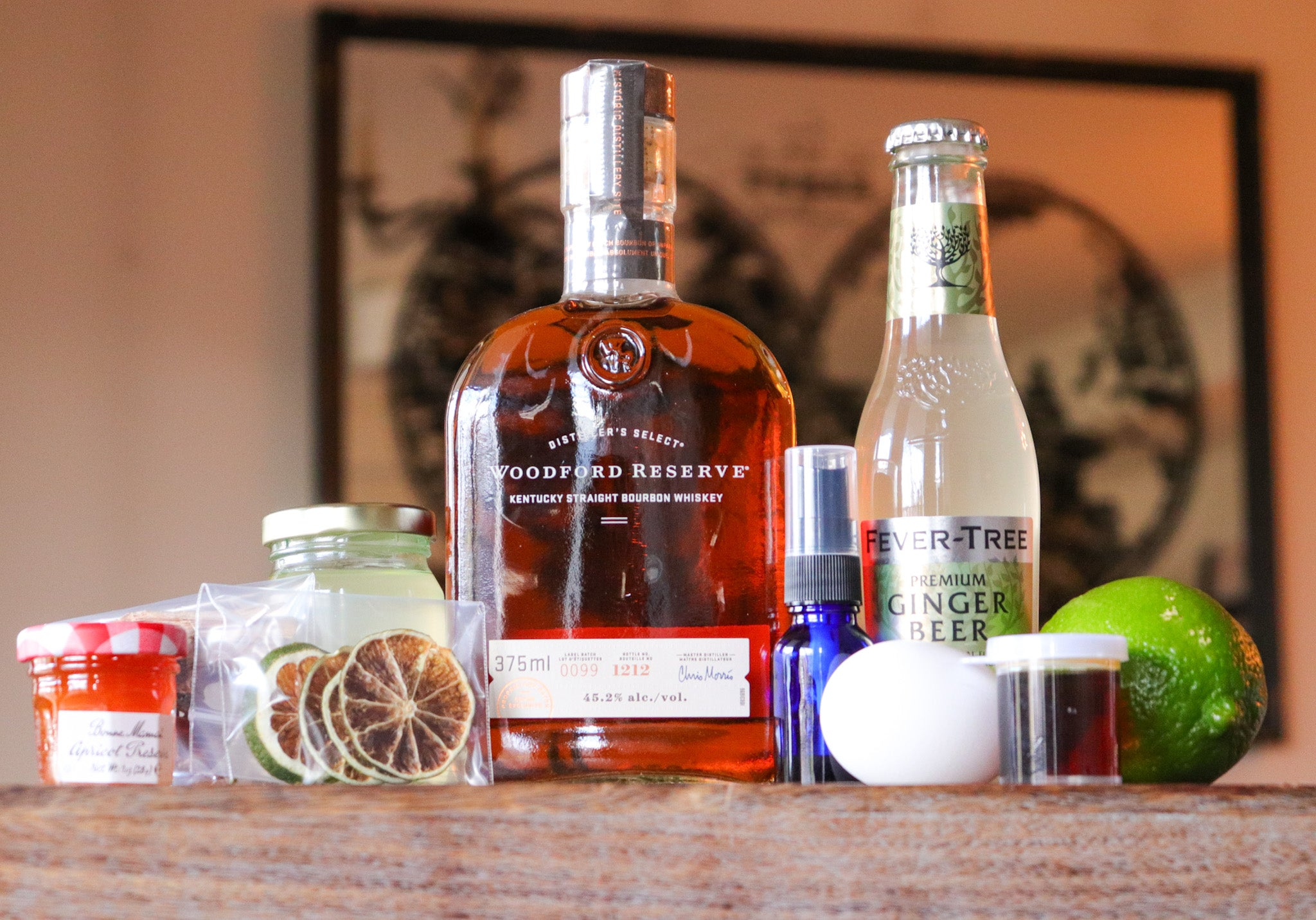 salty paloma bourbon lover cocktail kit toronto
