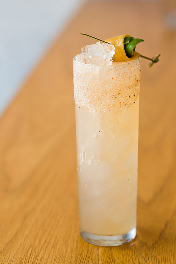 tequila tromba salty paloma grapefruit margarita recipe