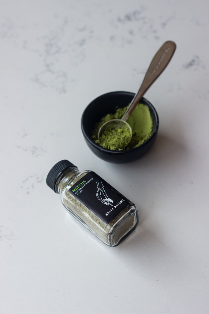 Matcha Cocktail Rimmer