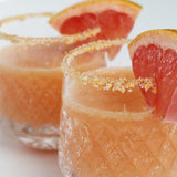 salty paloma heartbreaker grapefruit sugar cocktail rimmer