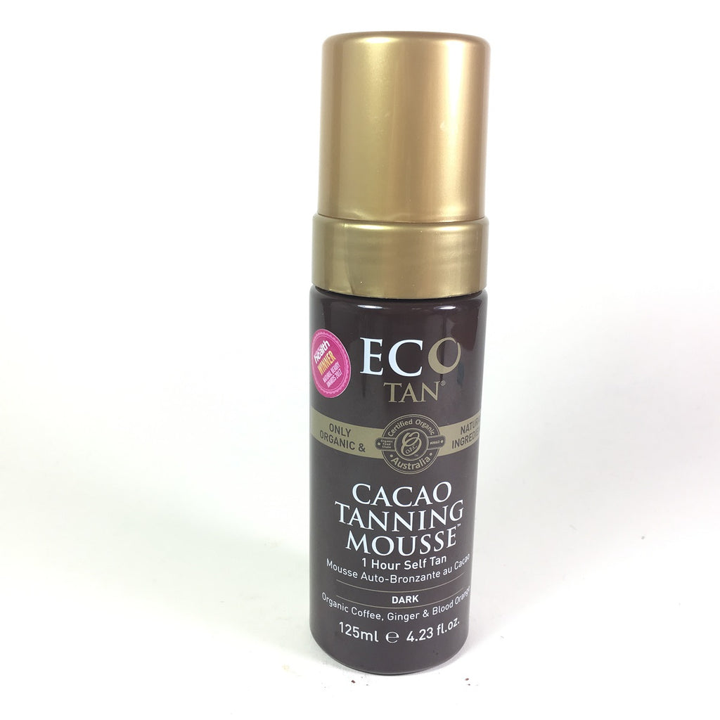 Eco Tan Cacao Tanning Mousse 125 ml