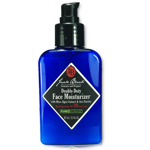 Jack Black Double-Duty Face Moisturizer SPF 20, 3.3 oz