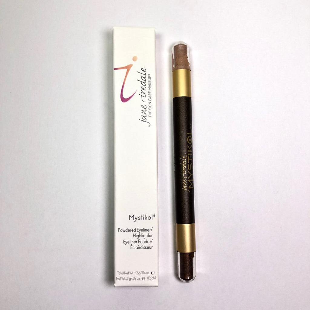 Jane Iredale Mystikol Powdered Eyeliner Highlighter Dark Topaz 0.02 oz each
