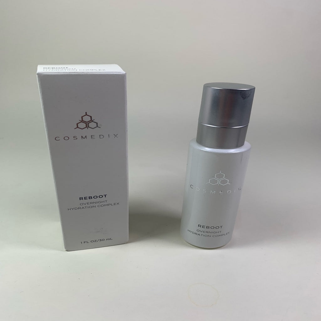 Cosmedix Reboot Overnight Hydration Complex Serum 1 oz 30 ml
