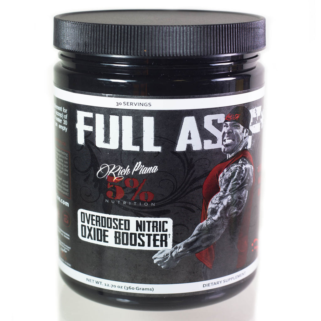 Rich Piana Full As F ck Fruit Punch 12.70 oz