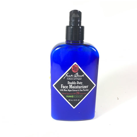 Jack Black Double-Duty Face Moisturizer SPF 20 8.5 oz