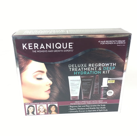 Keranique Deep Hydration Hair Regrowth System 30 Days