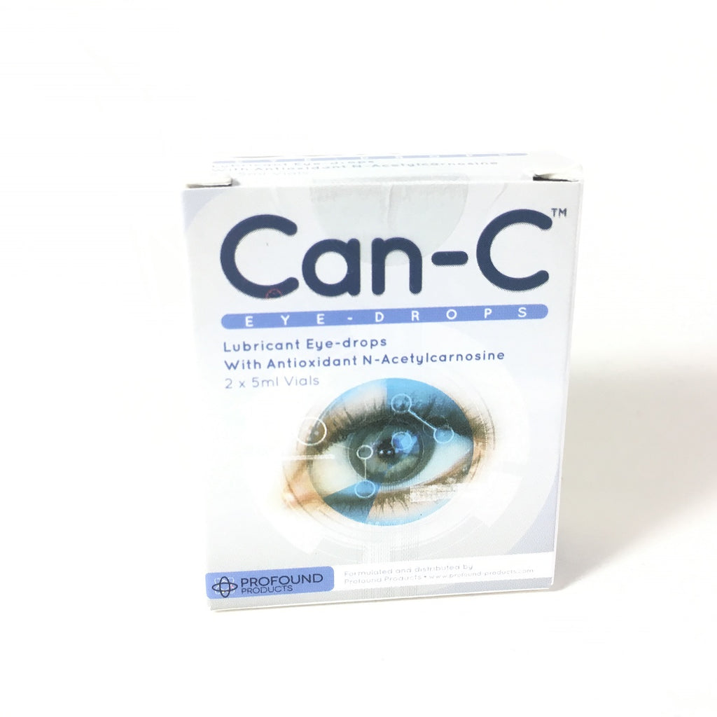 Can C Eye Drops 2 in 1 Pack - 5 ml
