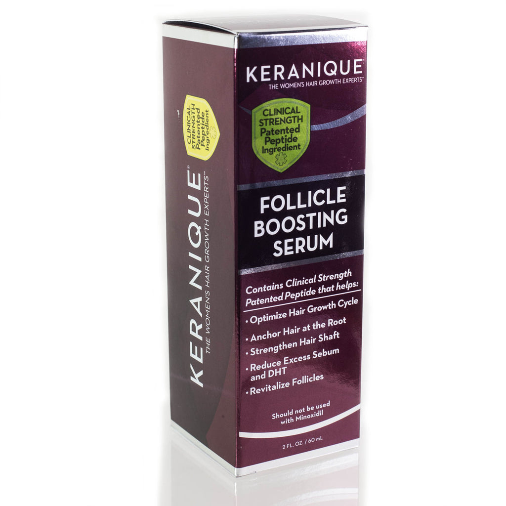 Keranique Follicle-Boosting Serum  - 2oz