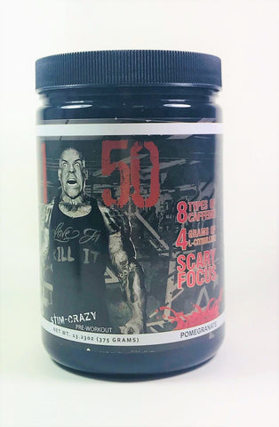 Rich Piana 5150 Pomegranate Dietary Supplement 13.44 oz 381 grams