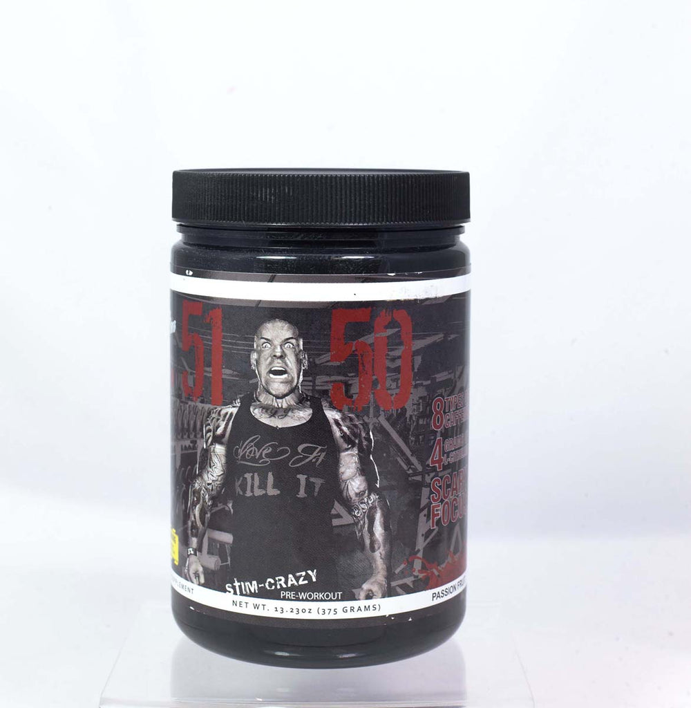 Rich Piana 5150 Pre Workout Green Apple 30 Servings