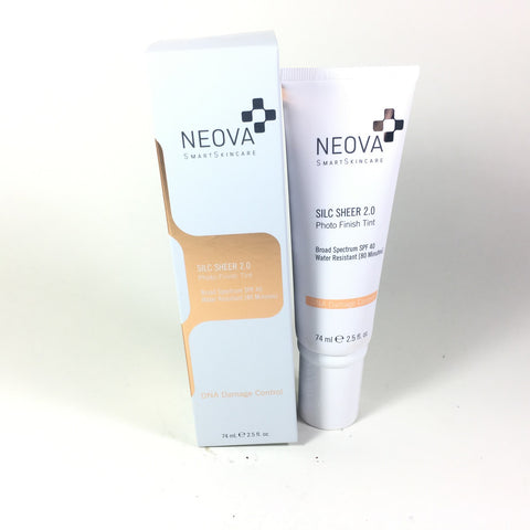 Neova DNA Damage Control Silc Sheer 2.0 SPF 40 -  2.5 oz