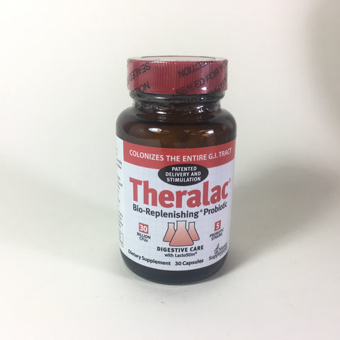 Master Supplements Theralac Probiotics 30 Capsules