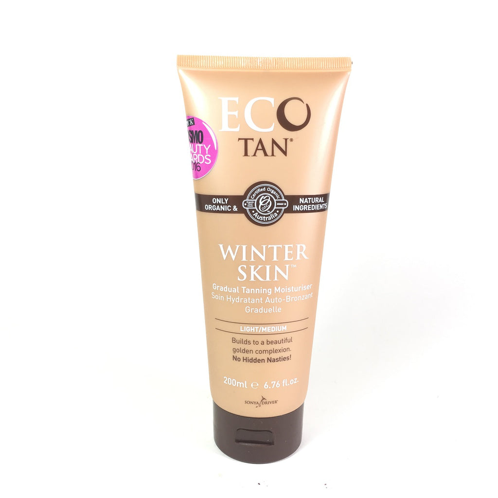 Eco Tan Winter Skin Tanning Moisturiser 200 ml