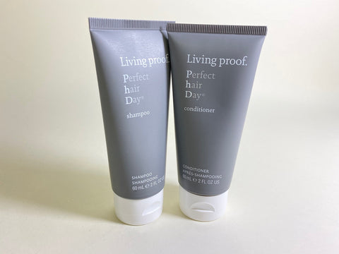 Living Proof Perfect Hair Day Shampoo & Conditioner 2 oz each