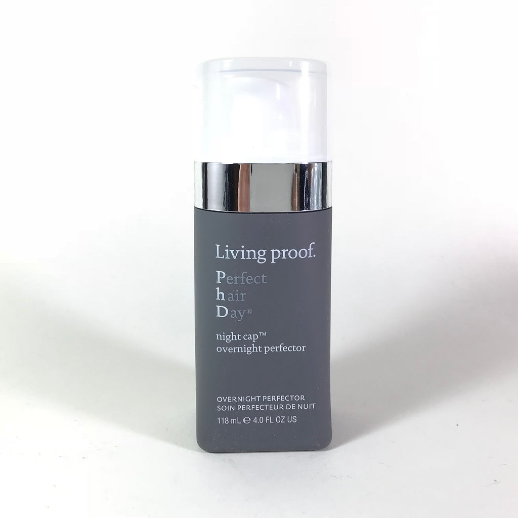 Living Proof Perfect Hair Day Night Cap Overnight Perfector 4 oz