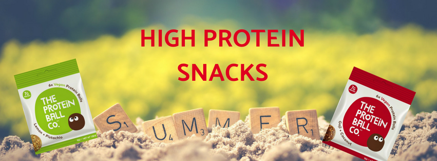 protein snacks, protein balls, high protein, sugar free snacks, healthy snack, the protein ball