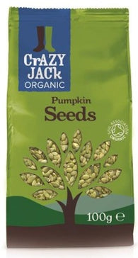 organic, pumpkin seeds