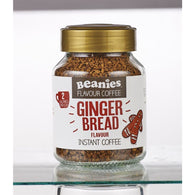 Gingerbread Flavour Instant Coffee 50g - Green Food Direct
