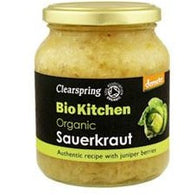 Bio Kitchen Organic Sauerkraut 360g - Green Food Direct