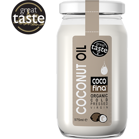 Organic Coconut Oil - Green Food Direct