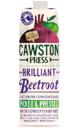 Brilliant Beetroot Juice 1000ml - Green Food Direct