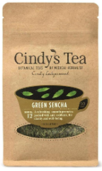 green tea, antioxidants, green sencha tea