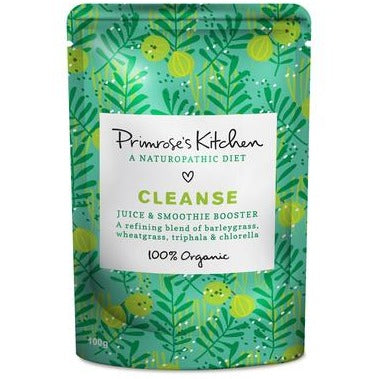 Organic Superfood Cleanse Smoothie Booster Powder 100g - Green Food Direct