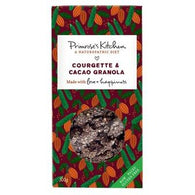 organic granola, gluten free, wholegrain, buckwheat, sunflower seeds, cacao
