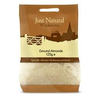 Ground Almonds 125g - Green Food Direct