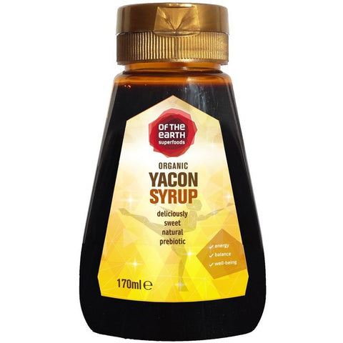 Organic Yacon Syrup - Green Food Direct