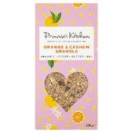 Orange and Cashew Granola 300g - Green Food Direct