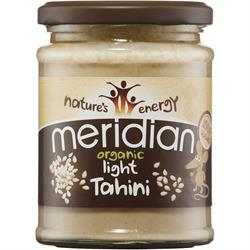 Organic Light Tahini - Green Food Direct
