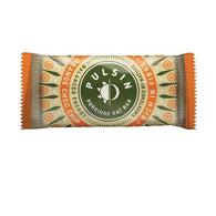 porridge bar, orange, whole seeds, gluten free, oats, gluten free, less sugar