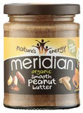 Smooth Peanut Butter 100% Organic - Green Food Direct