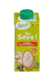 Soya Cream Organic 200ml - Green Food Direct