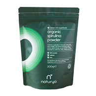 spirulina powder, protein powder, super food, Vitamin B12
