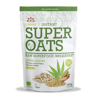 Super Oats - Hempalicious, 100% Organic, 400g - Green Food Direct