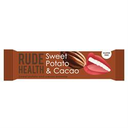 Sweet Potato & Cacao Snack Bar 35g - Green Food Direct