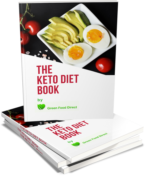 The Keto Diet Book Course - Green Food Direct