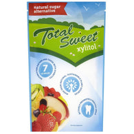Total Sweet Xylitol Natural Sugar Alternative 1000g - Green Food Direct