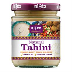 Natural Tahini 270g - Green Food Direct