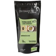 Organic Energising Loose Yerba Mate 100g - Green Food Direct
