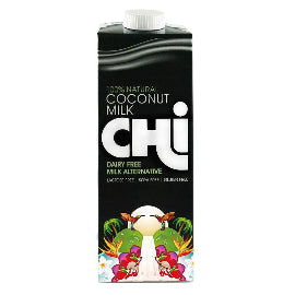 100% Natural Coconut Milk 1000ml - Green Food Direct