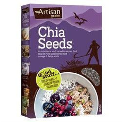 Chia Seeds 125g - Green Food Direct