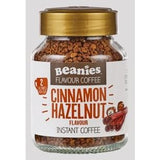 Flavour Instant Beanies Coffee 50g/range of flavours - Green Food Direct
