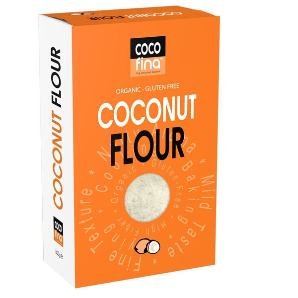 Organic Coconut Flour 500 g - Green Food Direct